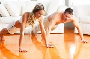 How to teach a girl or a guy to do sex push-ups from scratch.